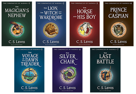 a comparison of chronicles of narnia by c s lewis and harry potter by j k rowling Long and happy was their reign  fandoms: harry potter - j k rowling, chronicles of narnia - c s lewis, chronicles of narnia .